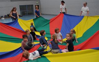Kinderturnen / Kindersport