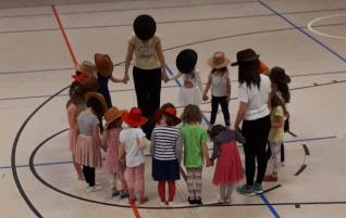 Kindertanz / Tanz für Teens