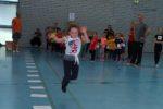 Joleen springt