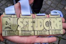Medaillen MetroGroup Marathon