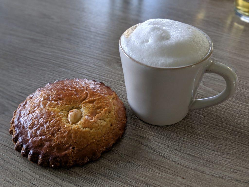 Kaffee und Küchlein