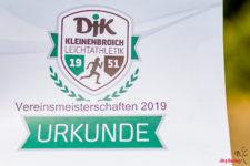 Urkunde Vereinsmeisterschaften