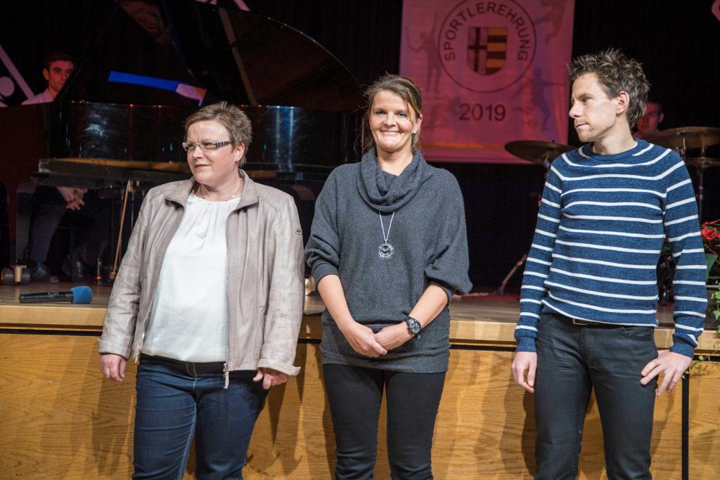 Simone, Elke, Stefan