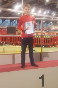 Janne 800m 1