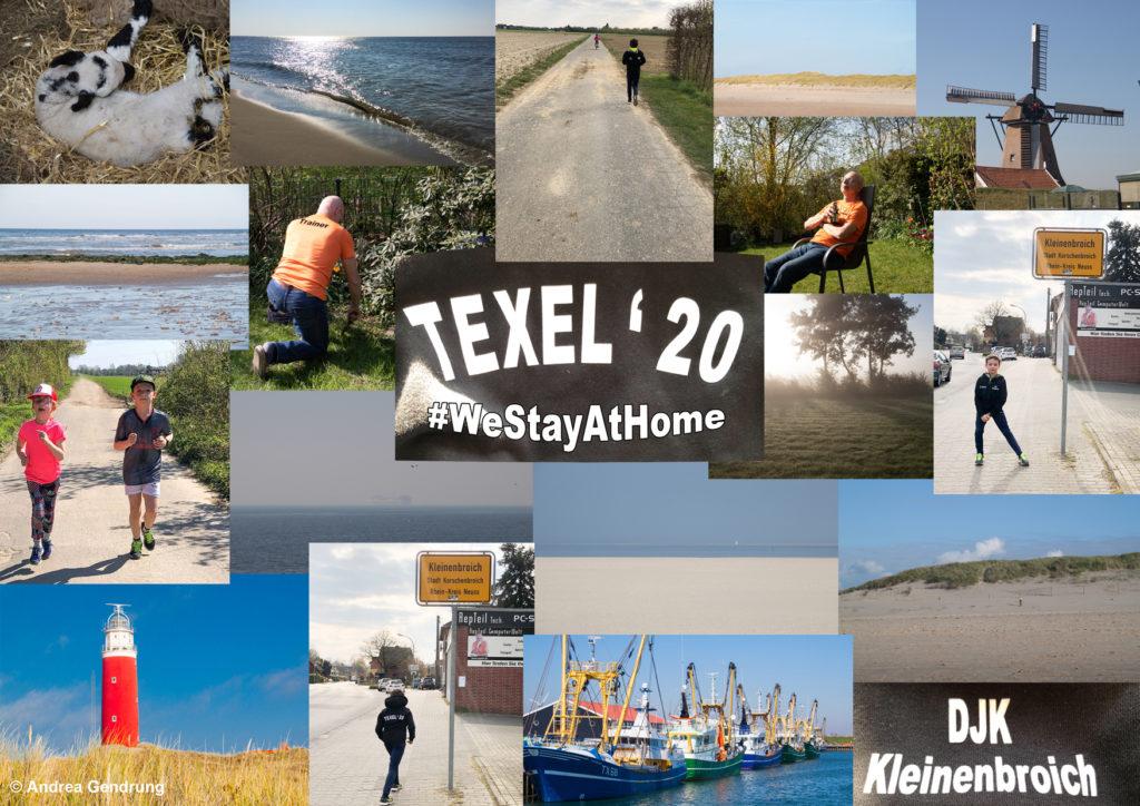 Texel 2020 - Osterferien-Trainingslager mal anders